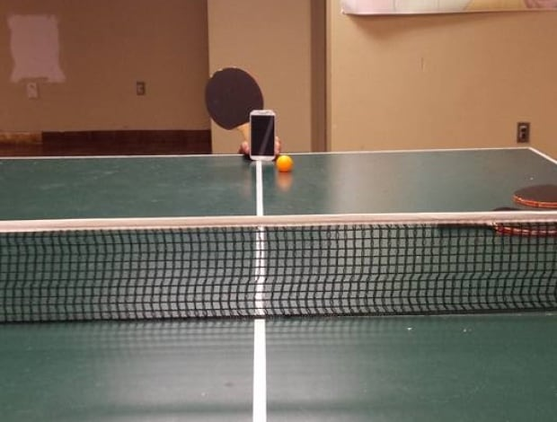 firefighter ping pong