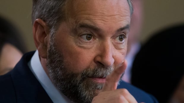 """As a member of the National Assembly in Quebec under the Liberal government of Jean Charest, Tom Mulcair, now the federal NDP leader, credited the success of England's economy under Margaret Thatcher's Conservative Party to the """"winds of liberty and liberalism."""""""