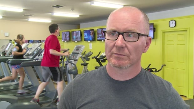 Chris MacPhee, co-owner of Atlantic Fitness Centre, says fitness centres in Charlottetown now 'co-exist very well.'
