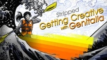 Stripped: Getting creative with genitalia