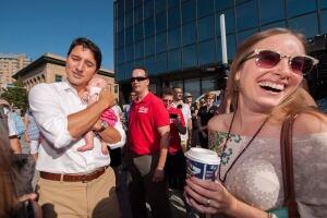 Justin Trudeau 20150812