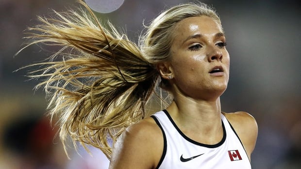 A silver medallist in the heptathlon at last year's outdoor worlds, Canada's Brianne Theisen-Eaton will compete in the pentathlon event at the World Indoor Championships.