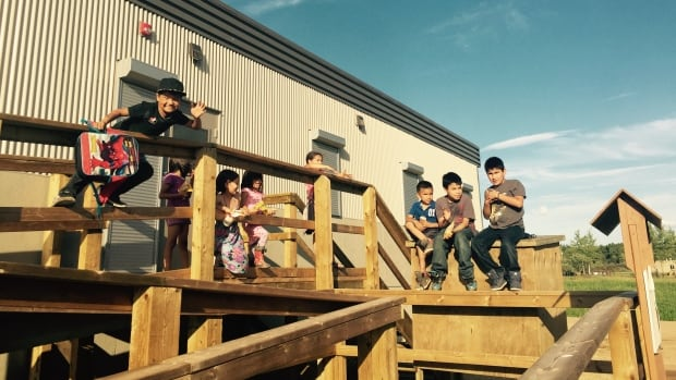 A new study is shedding light on what life on First Nation reserves is like, especially for young people.
