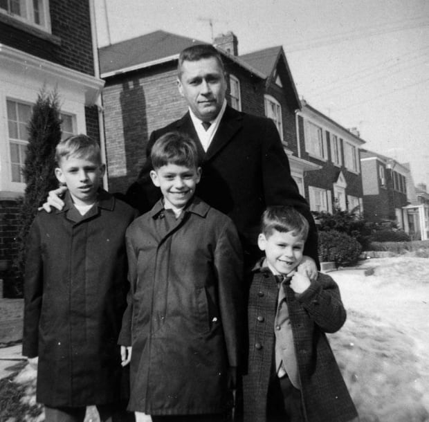 Stephen Harper grew up in Leaside, leafy suburb of Toronto
