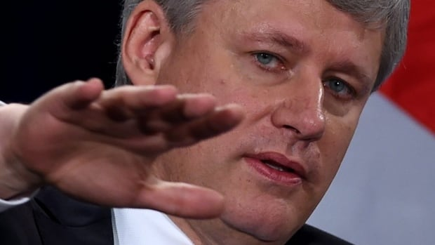 Conservative Leader Stephen Harper used to outpoll his rivals on the economy by a wide margin. No longer.