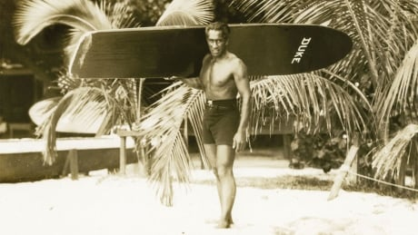 Duke-Kahanamoku-surfboard-Hawaii
