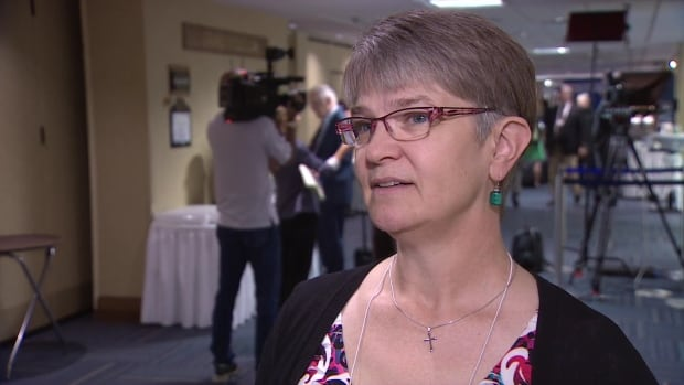 Saskatoon hematologist Shelia Harding is strongly opposed to doctor-assisted suicide.