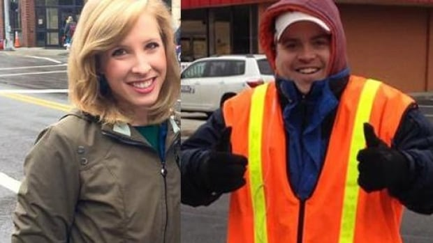 Alison Parker, 24, and Adam Ward, 27, were shot to death on air Wednesday while working for a local station in Roanoke, Va. Video of the killings was quickly circulated on social media, and so did a video recorded by the killer himself, who uploaded it to Facebook.