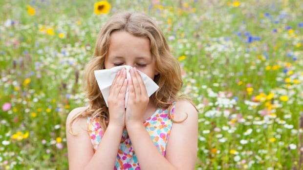 That cold you've had for ages? Yup, it could be allergies.