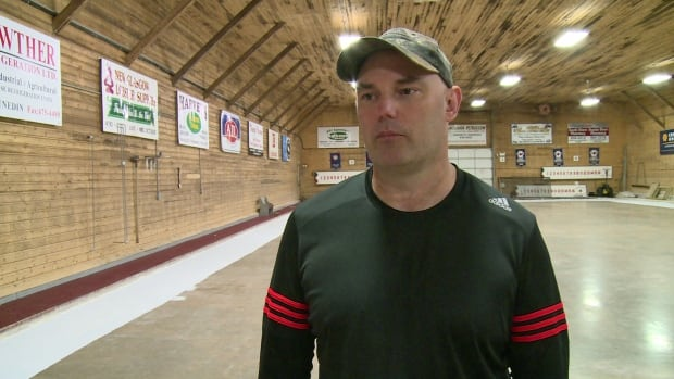 When Calvin Smith tried to put in the ice at the Crapaud Curling Club this year, a key piece of machinery broke.