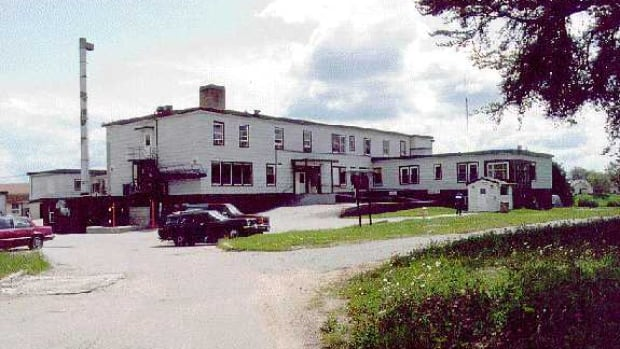 The old Sioux Lookout Zone Hospital where 61 First Nations women were sterilized between 1971 and 1974, according to a new book by Karen Stote.