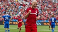 Toronto FC dumps Impact, ties franchise high with 11th win