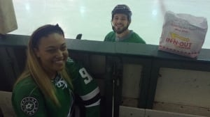 Tyler Seguin gets burger delivered by fan thanks to Twitter