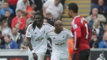 Man United defeated by Swansea in Premier League action