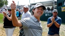 Brian Harman sinks 2 hole-in-ones at The Barclays