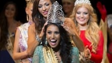 Ashley Callingbull, First Nations woman, crowned Mrs. Universe