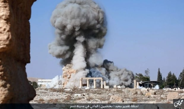Islamic State Destroying Heritage