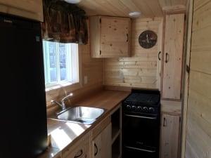 Yellowknife tiny house