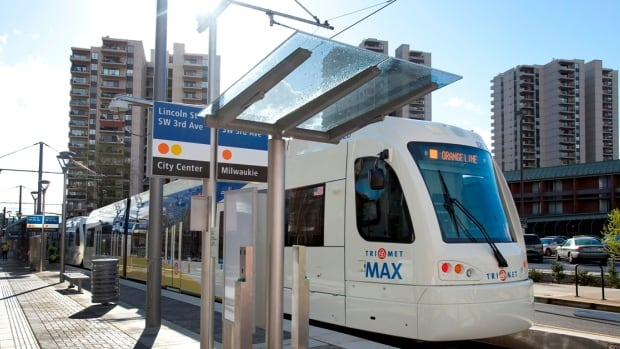 Calgary city councillors and staffers are touring transportation systems in other cities this week, including Portland's MAX light rail.