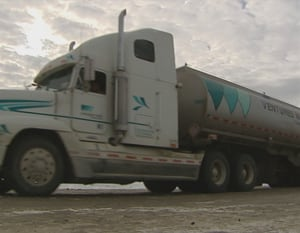 Ventures West truck