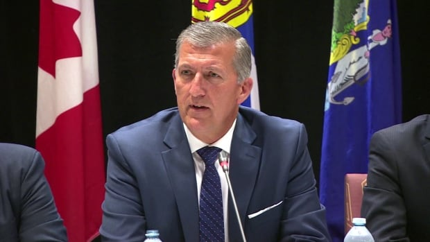 Premier Paul Davis says Muskrat Falls won't be impacted by the proposed partnership between Hyrdro-Quebec and New England as there's a growing demand for hydroelectricity.