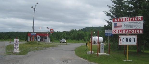 Gaz Bar U.S. in Estcourt Station, Maine