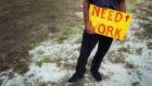 Need Work - Unemployment
