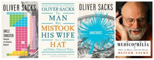 Books by Oliver Sacks