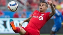 Sebastian Giovinco's adductor injury not serious, says Toronto FC