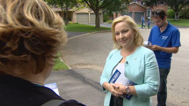 Stella Ambler Conservative candidate Mississauga Lakeshore