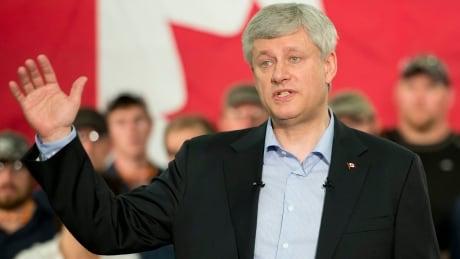 Stephen Harper Conservative leader federal election 2015