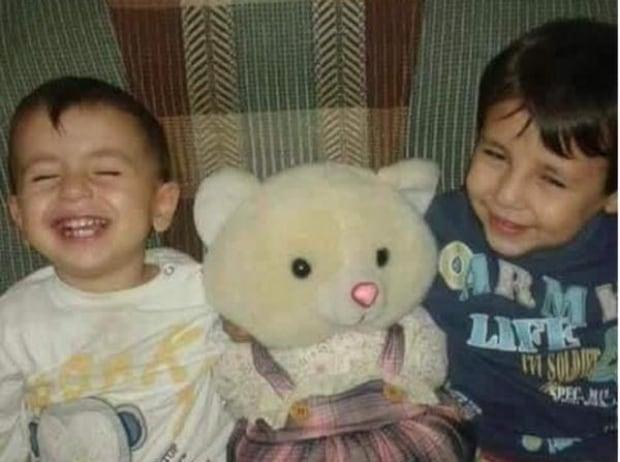 Kurdi boys family photo released by aunt Tima Kurdi Sept 3 2015