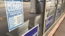 Chris Alexander's campaign office re-opens despite 'suspended' campaign