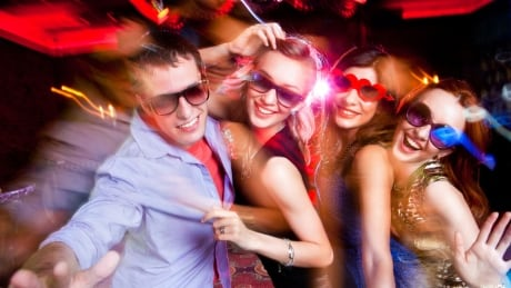 Shutterstock people students teenagers party drinking club