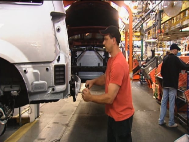 Auto worker (loaded from MediaCentral CBC video)