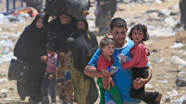 The Liberal government has committed to bringing in 25,000 Syrian refugees by the end of the year, but details are still being worked out.
