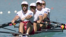 World rowing championships: Canadians narrowly miss medals