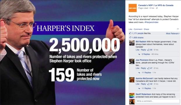 Adhawk NDP facebook