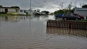 Rory badley estevan flooding