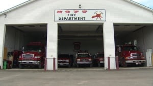 Hoyt Fire Department, N.B.