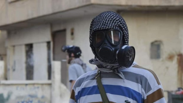 German intelligence has found evidence ISIS used mustard gas during attack in Iraq.