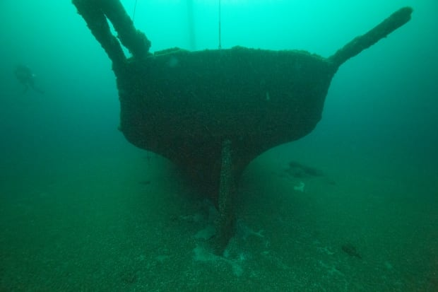 Defiance schooner shipwreck