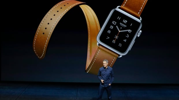 Smartwatch rising: Is time up for traditional luxury ...