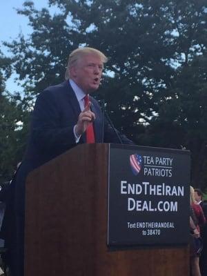 Donald Trump end Iran deal