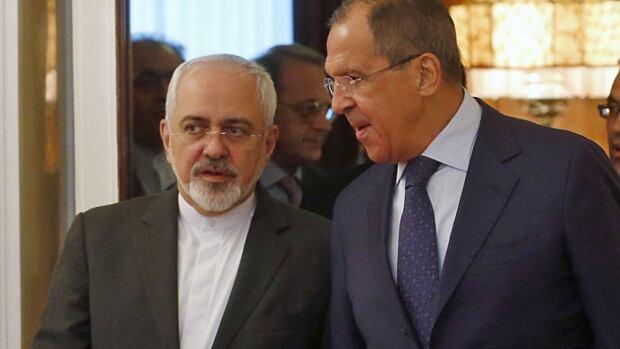 MIDEAST-CRISIS/RUSSIA-IRAN