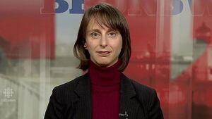 Nicole O'Byrne, associate law professor, UNB