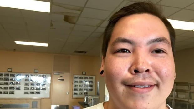 'I've lost an older brother to suicide and it's one of the most hardest things to come across, especially at a young age,' says Jutai Toonoo, a youth from Cape Dorset.