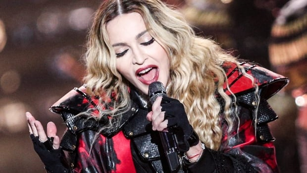 Madonna performs on the opening night of her Rebel Heart Tour at Montreal's Bell Center on Wednesday.