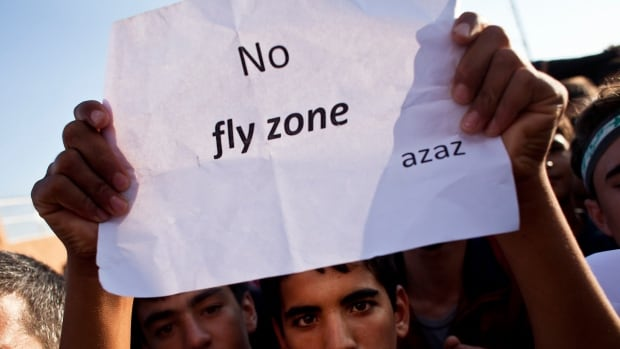Could a no-fly zone finally bring some stability to Syria?