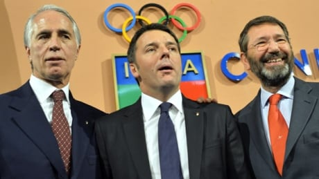 Rome 2024 Olympic bid